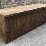 Wooden Traditional Bar