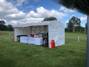 Catering Marquee Hire