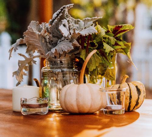 Wedding Marquee Decoration Ideas